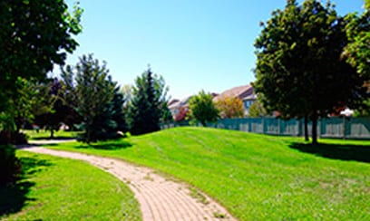 Park in Richmond Hill