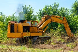 Land Clearing & Tree Removal