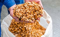 Clean Firewood and Woodchips